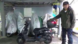 SUZUKI「レッツ」2014式4スト車:参考動画
