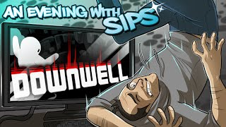 Downwell - An Evening With Sips