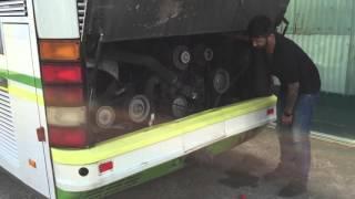 Coldstart Bus V8 Neoplan Bus low fuel pressure/Mercedes V8 Engine OM402LA kein Kraftstoffdruck Part2