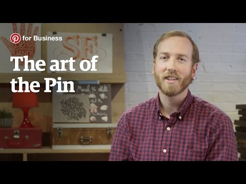 Art of the Pin
