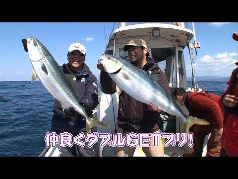 日本海で青物ジギング絶好調!大物とファイト!ブリ連発!(四季の釣り/2019年4月19日放送)