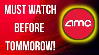 MASSIVE AMC STOCK PRICE PREDICTION! MAYBE THIS WILL WORK! (AMC STOCK ANALYSIS)