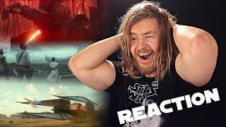 RISE OF SKYWALKER Trailer REACTION | Star Wars