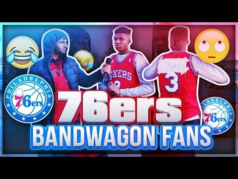 Are You Even a Fan: Philadelphia 76ers (LOYAL or BANDWAGONS)