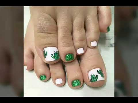 Top 15 Easy Toe Nail Art Designs! Diy Nail Art💅How to Paint your Nails at Home 2018