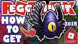 [EVENT] How To Get the Aymegg Egg - Roblox Egg Hunt 2018 - The Undernest Boss Battle