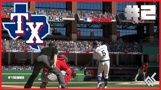 HOME OPENER! | MLB THE SHOW 20 | Texas Rangers Franchise S1 | EP. 2