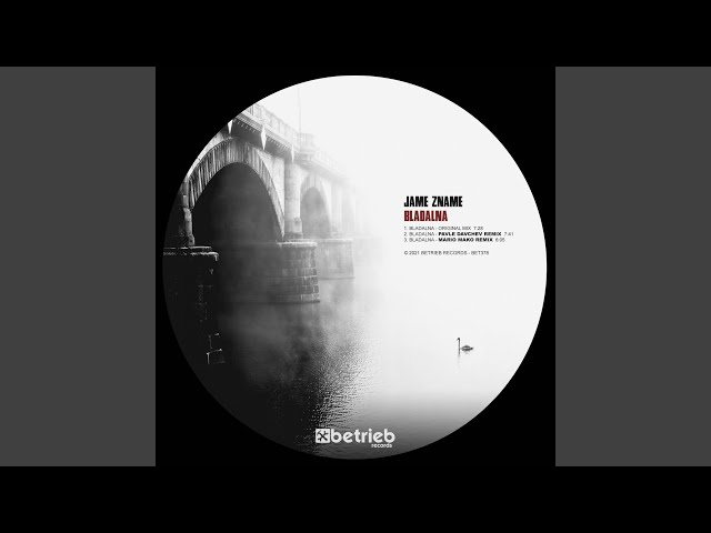 Bladalna (Mario Mako Remix)