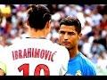 Cristiano Ronaldo Vs Zlatan Ibrahimovic ● Battle For Best Goals 2016 ||HD||