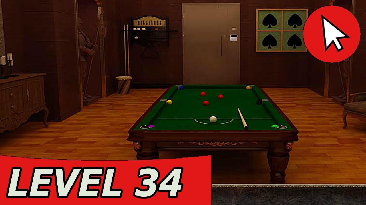 Escape game 50 rooms 1 level 34