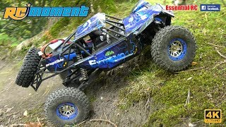 WLTOYS 1/10 4WD RTR EXTREMO Rock Crawler/Off-Road BUGGY: ESSENTIAL RC DRIVE TEST [*UltraHD and 4K*]