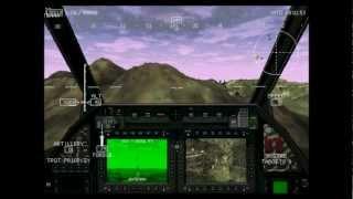 [PC DOS] Comanche 3 - Operation: Gallant Venture, Mission 1: Haystack
