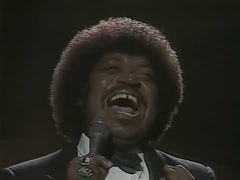 Live from Her Majesty's - Percy Sledge - When a Man Loves a Woman (1986)