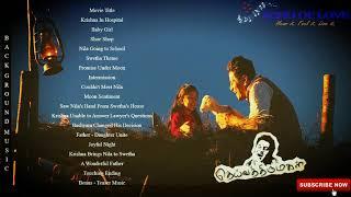 Deiva Thirumagal | Full Movie Best BGM |  G. V. Prakash Kumar|♥