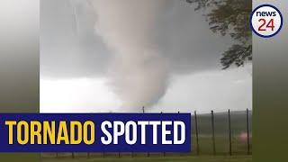 WATCH   Tornado rips through Mpumalanga