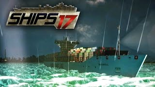 Ships 2017 - Cargo Ship Stormy Sea Challenge