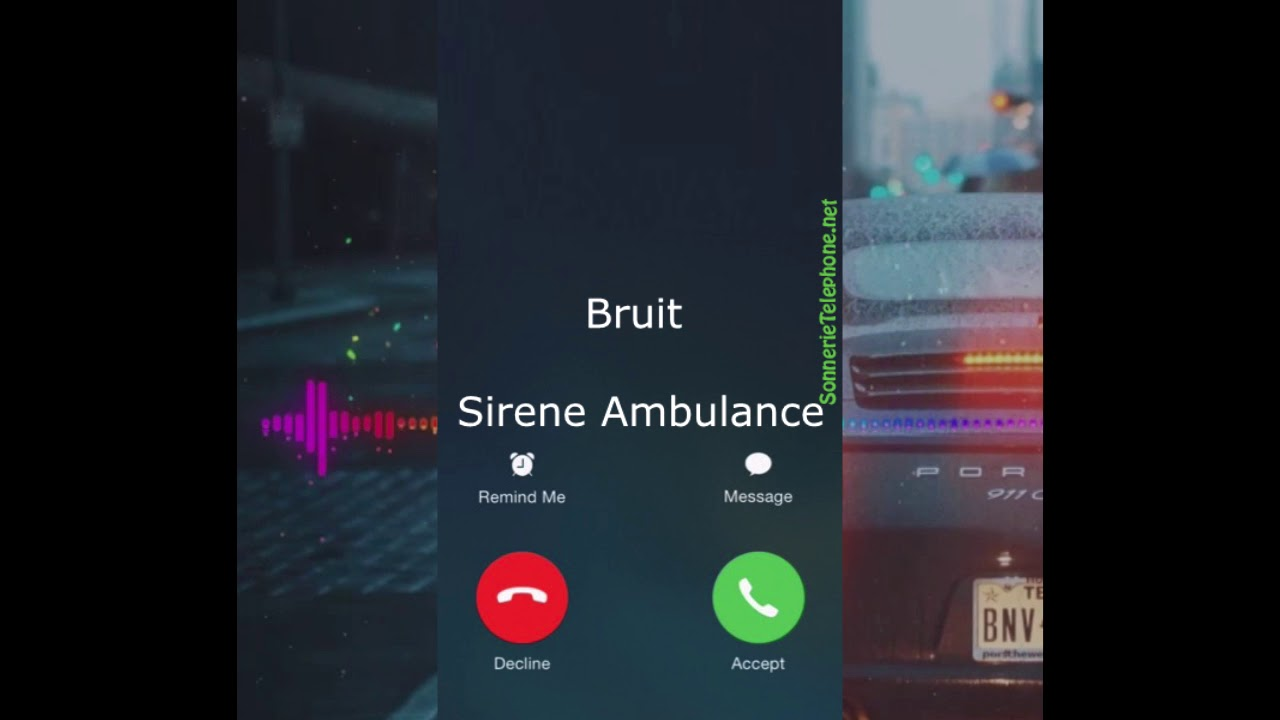 POLICE TÉLÉCHARGER BRUITAGE SIRENE