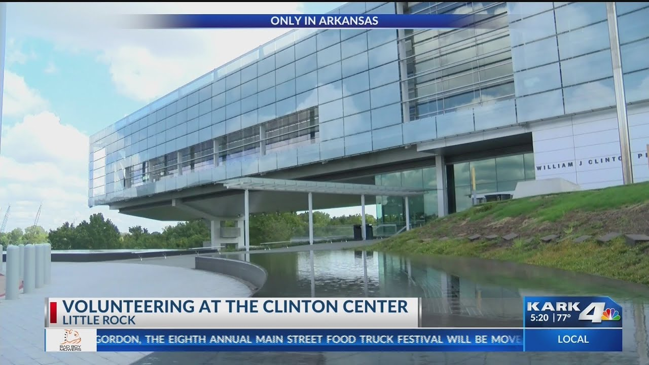 Clinton center