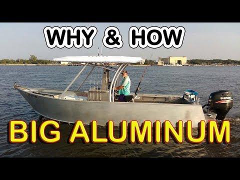 ALUMINUM BOAT, Why & How (30 Mins.)