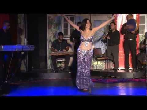 Ella Ayelet - Ya Salam Festival Belly Dance 2012 איילת גבאי