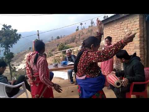 Nepali Aama Madalko Talma Nachaheko  om Cinema Art