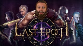I have joined Eleventh Hour Games to work on the Action RPG Last Epoch!