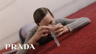 Prada Womenswear Spring/Summer 2020 Advertising Campaign - Plain Redefined As Daring Attitude