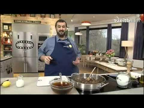David de jorge cocina morillas a la crema youtube for La cocina de david de jorge