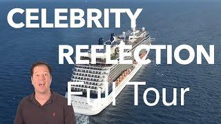 Celebrity Reflection Review - Full Walkthrough - Cruise Ship Tour - Celebrity Cruise Lines | CruiseOne - CruisesIt.com
