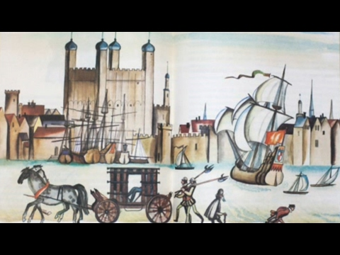 Принц и нищий, Марк Твен #2 аудиокнига онлайн с картинками
