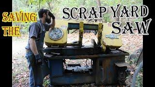 Saving the SCRAPYARD SAW!
