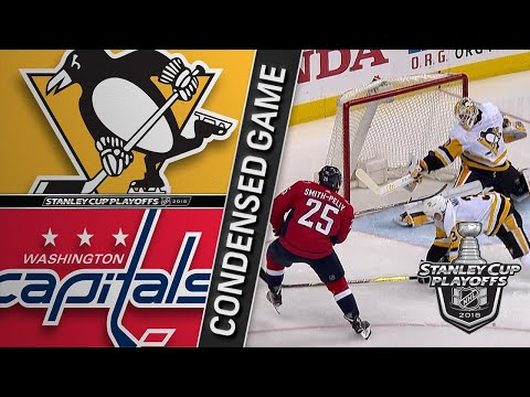 04/26/18 Second Round, Gm1: Penguins @ Capitals