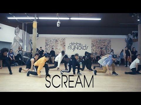 MICHAEL JACKSON & JANET JACKSON - Scream | Kevin Maher Choreography