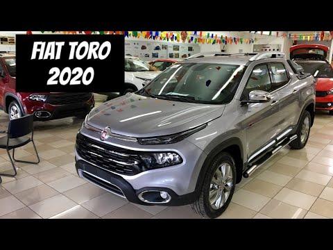 Fiat Toro 2020 - Review Ranch - Freedom - Endurance Manual