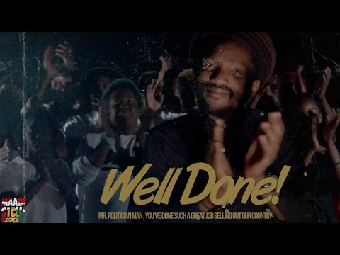 Kabaka Pyramid - Well Done [Official Video 2015]