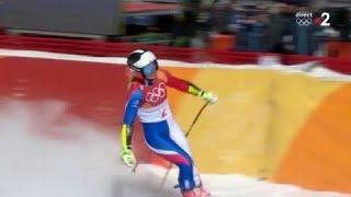 JO 2018 : Ski Alpin - Super-G Femmes. Nouvelle désillusion pour Tessa Worley