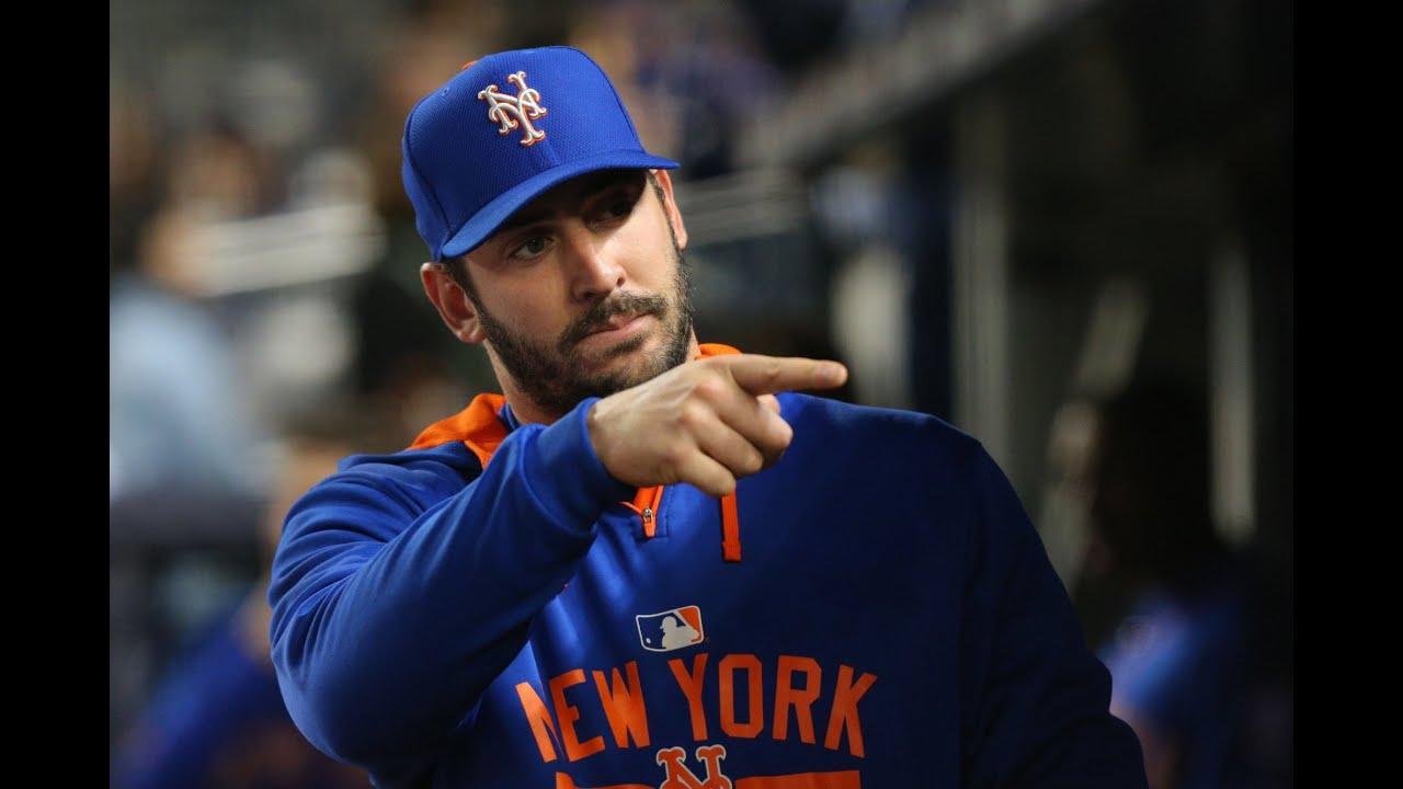 Report: Yankees have no interest in Matt Harvey