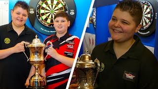 Justin van Tergouw is the BDO World Youth Champion