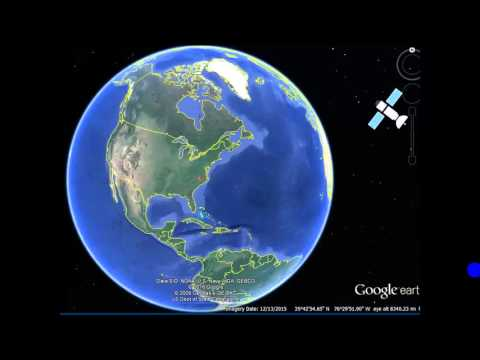 Hydromax USA Satellite Scan