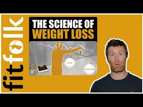 The Science of Weight Loss (Energy Balance Explained)