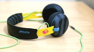 Skullcandy GRIND Headphone Review