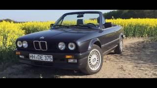 BMW 325i E30 CABRIO CAR PORN [HD]
