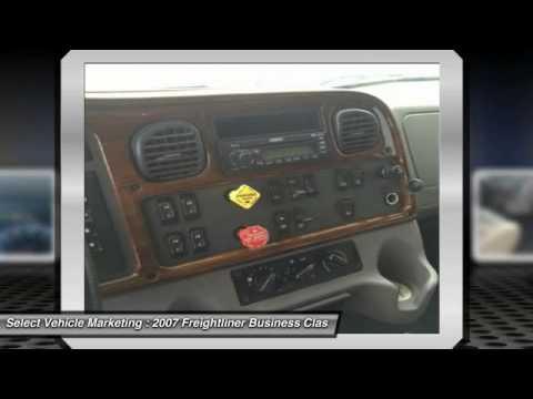 Freightliner Radio Wiring Diagram 2003 Mitsubishi Galant Fuse Box M2 2007 Business Class 106 La0629jlh305 Youtube2007