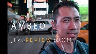 SENNHEISER AMBEO SMART HEADSET - Mobile Binaural Recording Headset
