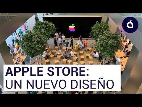 ASÍ ES LA RENOVADA APPLE STORE DEL PASEO DE GRACIA EN BARCELONA   Applesfera