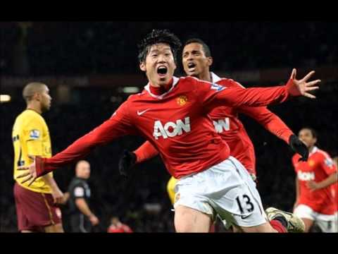 Park Park Where Ever you my be - Manchester United Song