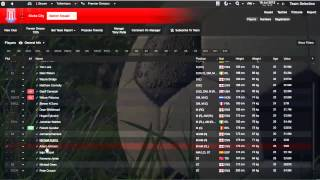 Football Manager 2013 Tottenham - Episode 4 End of Season