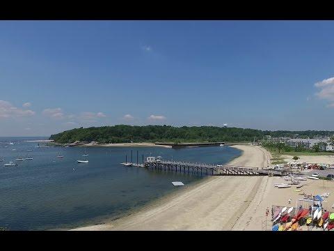 Drone over Glen Cove, NY - Phantom 3 - Drone Diet