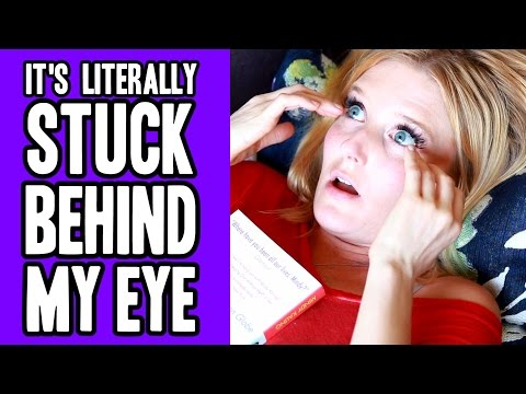 11 Struggles For People With Contact Lenses