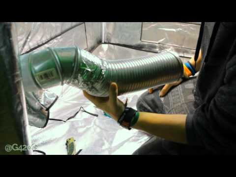 How To Install A Vex Air In Line Blower Proline Range